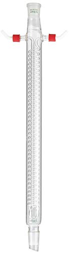 Dimroth-Kühler, nach DIN 12591, Kern und Hülse NS 29/32, Mantellänge 500 mm