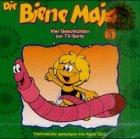 Die Biene Maja, Audio-CDs, Folge.3 Maja und der Frosch; Maja und der Regenwurm. Maja, das Glühwürmchen und die Maulwurfsgrille; Das Wettspringen, 1 Audio-CD