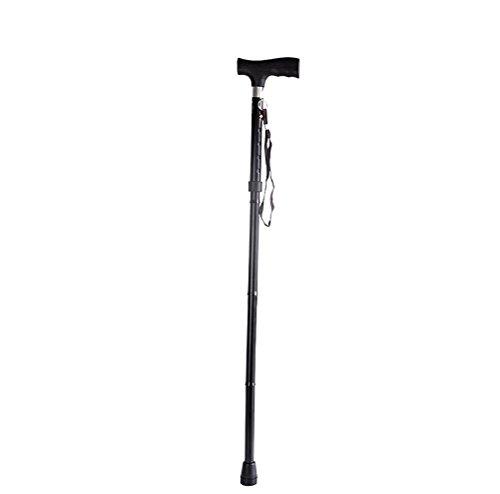 RUIRUI Trekking Pole en Aluminium réglable en Hauteur Canne