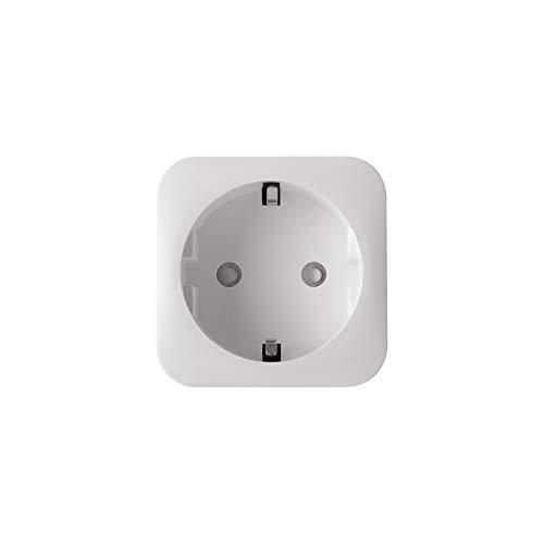 Edimax SP-2101W V3 Smart Plug mit Strommesser | Smart Plug Switch mit Leistungsmesser Intelligente Energieverwaltung für Zuhause | weiß