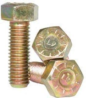 300//Bulk Pkg. A307 Grade A Square Head Bolt Plain PT 1//2 inch-13x2-1//4 inch