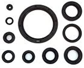 Engine Oil Seal Kit - Compatible with Honda CX500 CX500C CX500D GL500 GL500I Silver Wing - 10 Seals