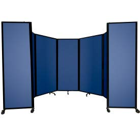 Versare 360 Accordion Portable Room Partition