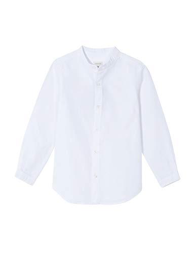 Gocco Jungen Hemd Camisa Oxford, Weiß (Blanco 2w), 140 (Herstellergröße: 9-10)