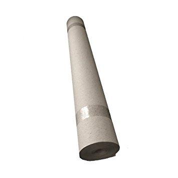 Rohfilz- und Abdeckpappe Rolle 250g/qm, 1x25 m (25m²), 0,5 mm dick