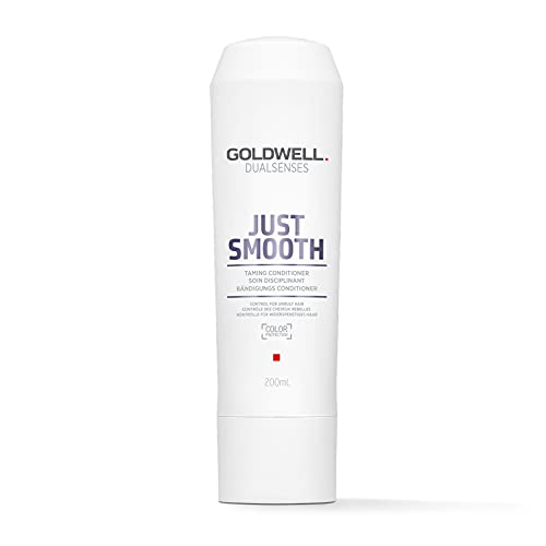 Goldwell Dualsenses Just Smooth Taming Conditioner, 1er Pack (1 x 200 ml)