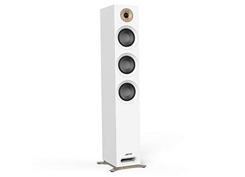 Jamo S 809 240W Weiß - Lautsprecher (Verkabelt, 240 W, 37-26000 Hz, 8 Ohm, Weiß)