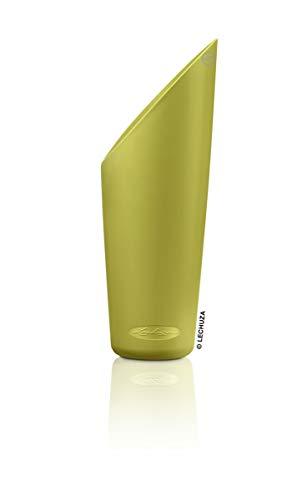 Lechuza PON-Schütte, Pistaziengrün, Kunststoff, Volumen: 0,1 Liter, zur einfachen Befüllung mit Pflanzsubstrat, 19071