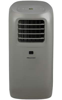 Hisense AP1019CR1G 300-sq ft Ultra-Slim Portable Air Conditioner (Renewed)