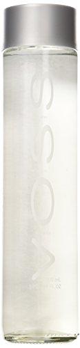 Voss Artesian Still Water From Norway 800 Ml /27oz Glass Bottle