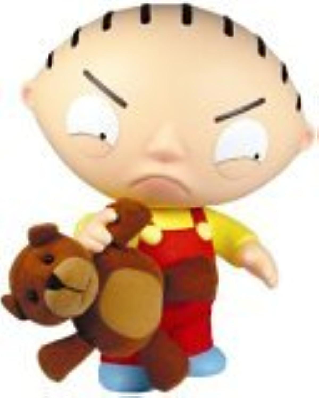 Family Guy Stewie mit Rupert 30cm Figur mit Sound