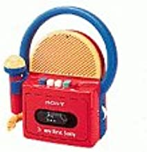 My First Sony TCM4300 Cassette Player/Recorder