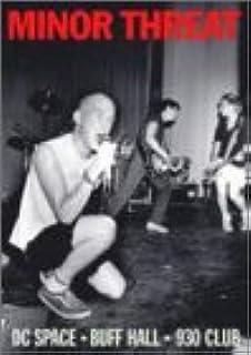 Minor Threat at DC Space-Buff Hall-930 Club [DVD] [Import]
