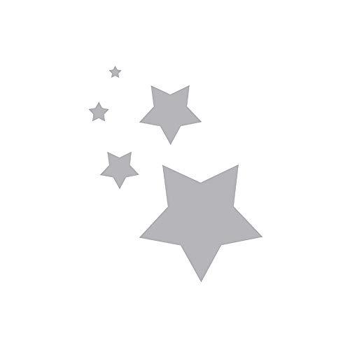 bdrsjdsb Nordic Moon Star Elefant Heißluftballon Wolke Wandmalerei Kinderzimmer Dekor Poster 5# 30x40cm