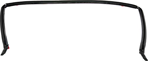 APDTY 140289 Tailgate Rubber Weatherstrip Seal Fits 1997-2006 Jeep Wrangler TJ