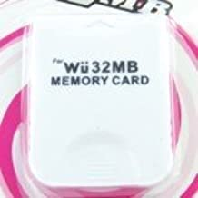 32MB Memory Card for Wii (Certified Refurbished)