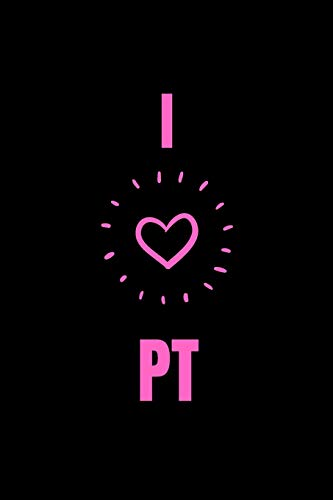I Love Personal Training Journal | I Love PT
