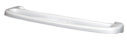 Bisk 41022 Laguna Doppel-Handtuchstange, Weiss