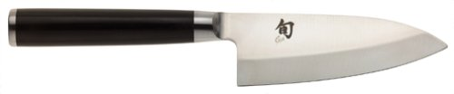 Kai Europe VG-0105D Shun-Pro - Coltello deba, 10,5 cm
