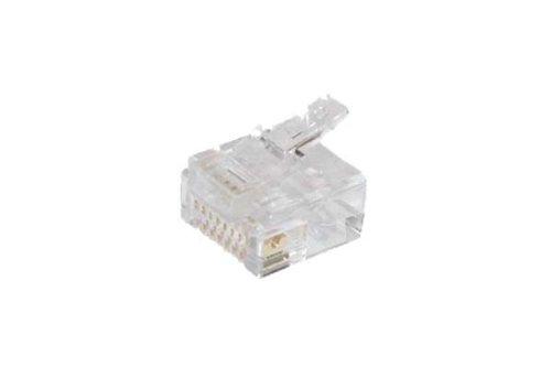 Preisvergleich Produktbild Modular Stecker Typ: DEC,  ungeschirmt VE=10 [Bürobedarf & Schreibwaren]