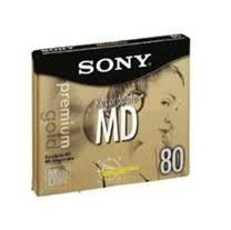 Sony Premium Gold Recordable MiniDisc (5-pack)