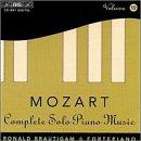 Mozart: Piano Music, Vol.10
