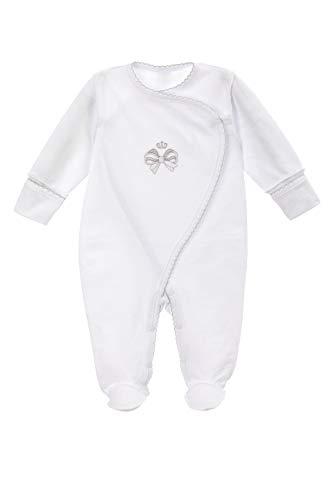 Sofija Baby Body Unisex Einteiler Footies Neugeborene Mädchen Strampler Premium...