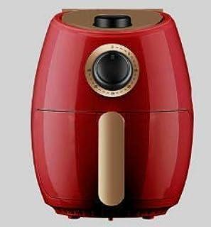 Friteuse à air Friteuse à friture Rapide sans Huile de 2,6 L 1000 W avec Circulation d'air Rapide,Pieds antidérapants et P...