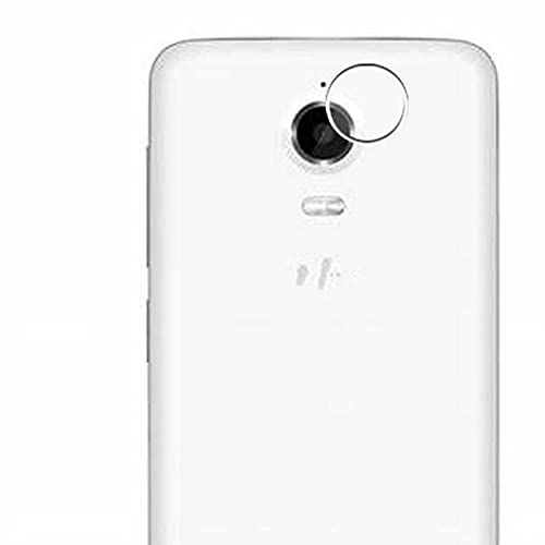 Vaxson 2 Stück Kamera Schutzfolie, kompatibel mit Wiko Wax 2014, Kameraobjektiv TPU Folie [nicht Panzerglas Bildschirmschutzfolie/Hülle Hülle ]