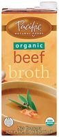 Pacific Natural Limited Special Brand new Price Beef Broth 32 Oz 12 of Pack
