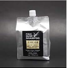 ファイン炭シャンプー1000ml詰替用(3個入り)