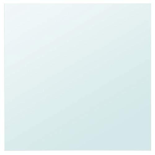 CasaXXl Glasplatte für Kaminofen 60 x 60 cm - Glasscheibe mit 6mm ESG Sicherheitsglas - perfekt geeignet als Funkenschutzplatte - Quadratisch