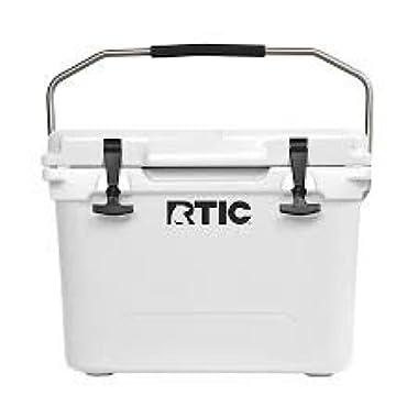 RTIC Cooler (20 qt, White)