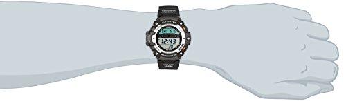 Casio Reloj Digital para Hombre de Cuarzo con Correa en Resina SGW-300H-1AVER