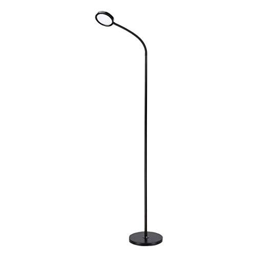 LED vloerlamp slaapkamer woonkamer studio Nordic stijl modern oogbescherming leeslamp tafellamp verticaal