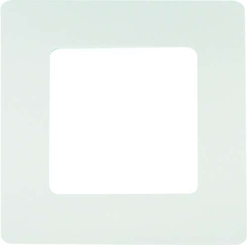 Legrand LEG96700 Plaque Eclat 1 poste Niloe