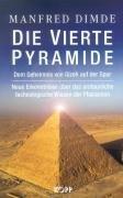 Die vierte Pyramide von Manfred Dimde (1. Juni 2005) Gebundene Ausgabe