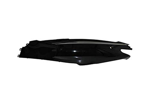 P2R (motorisiert) Verkleidung für Motorroller, anpassbar Gilera 50 Runner 1997>2005 schwarz glänzend links