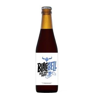 Cerveza Artesana Zeta Blackbell 33Cl X6