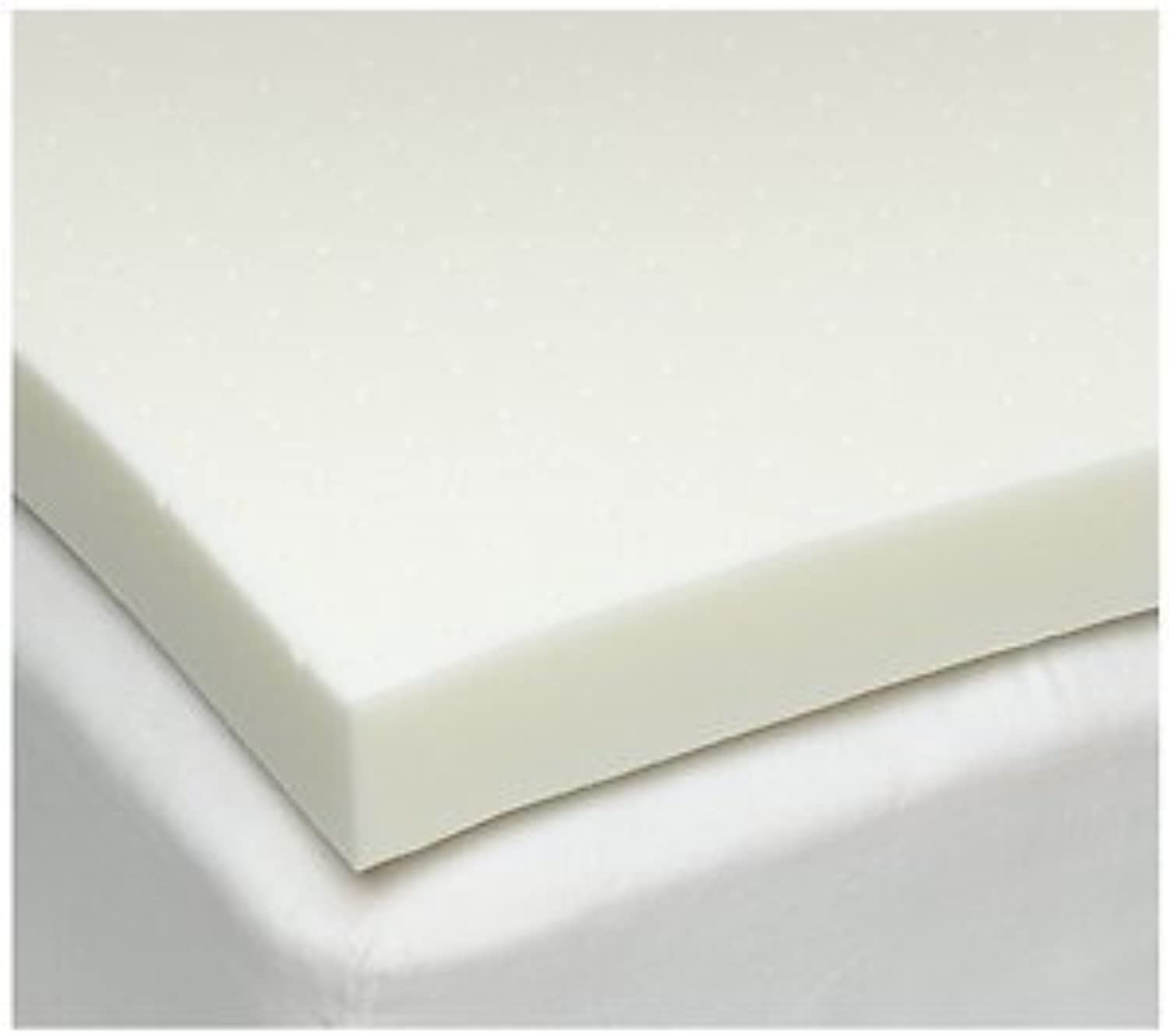 Full Double 2 Inch iSoCore 4.0 Memory Foam Mattress Topper American Made