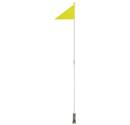 P4B sicherheitswimpel-Security Flag-teilbar-ca. 150 cm, Neongelb, 1 Stück