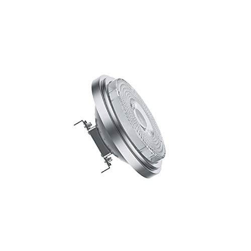 Bot Lighting Shot - Bombilla LED AR111, 13,3 W, G53, regulable, 12 V, CRI97-3000 K, luz cálida