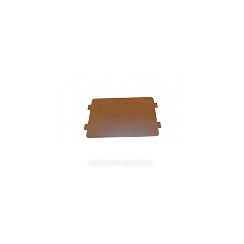 BRANDT - PLAQUE MICA GUIDE D'AIR 10X11CM pour micro ondes BRANDT