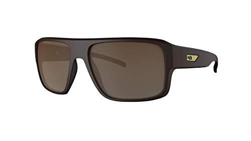 Óculos de sol REDBACK HB AdultoUnissex Marrom Matte Único