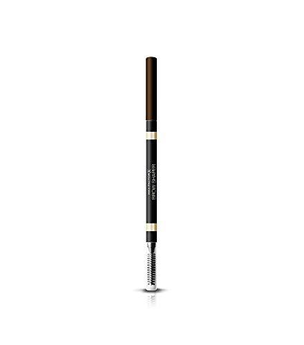 Max Factor Brow Shaper in 20 Brown – Augenbrauenstift mit Bürste – Präzises & einfaches Definieren der Augenbrauen