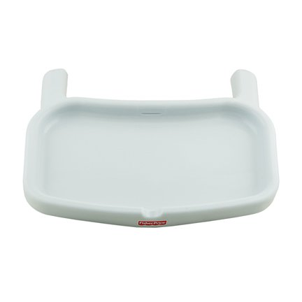 Replacement Part for Healthy Care Booster Seat - Fisher-Price DLT02 Main Tray Replacement ~ Will Also Fit Other Models, See Listing for Compatibility ~ Gray