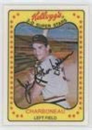 Amazoncom Joe Charboneau Baseball Card 1981 Kelloggs 3