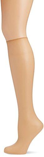 Kunert Beauty 7 Calcetines Altos, 15 DEN, Beige (CASHMERE 0540), 35/38 (Talla del fabricante: 35/38) para Mujer