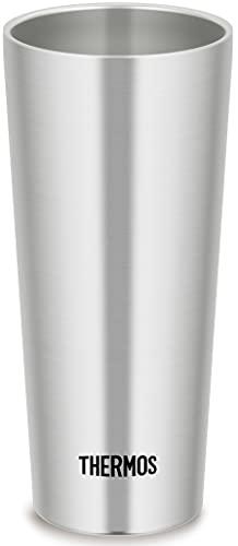 サーモス 真空断熱タンブラー 400ml ステンレス JDI-400 S