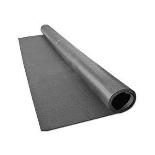 XXL Yogamatte in verschiedenen Farben + Größen, schadstofffreie Yogamatte (200x160 cm) in grau, besonders groß und breit, OEKO-Tex 100 zertifiziert und rutschfest
